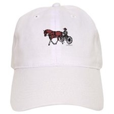 Harness Horse Baseball Baseball Cap