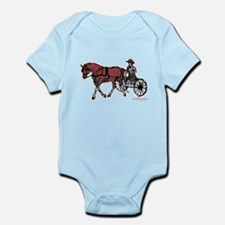 Harness Horse Body Suit