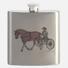 Harness Horse Flask