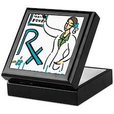 Opthamologist Keepsake Box