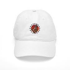 Dragon katana 2 Baseball Cap