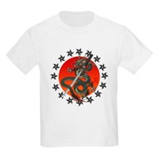 Dragon katana 2 T-Shirt
