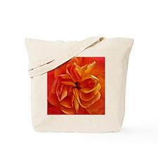 Georgia in Orange Tote Bag