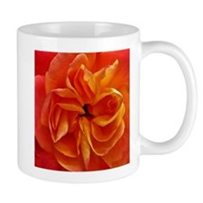 Georgia in Orange Mug