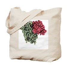 Rhodopsin molecule - Tote Bag