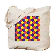 Uniform tiling pattern - Tote Bag