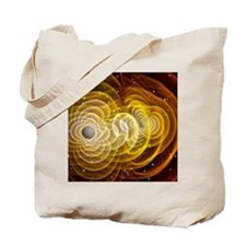 Black holes merging - Tote Bag