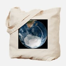 Antarctic ice sheet maximum, 2005 - Tote Bag