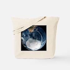 Antarctic ice sheet maximum, 2005 - Tote Bag