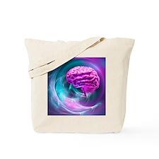 Brain research, conceptual artwork - Tote Bag