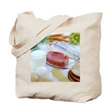 Balanced diet - Tote Bag