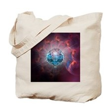Creation, conceptual artwork - Tote Bag