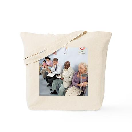 General practice waiting room - Tote Bag