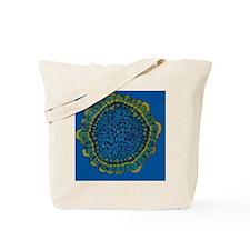 Grape vine stem, light micrograph - Tote Bag
