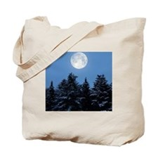 Full Moon - Tote Bag