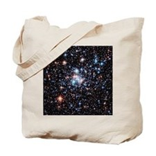 Open star cluster NGC 290 - Tote Bag