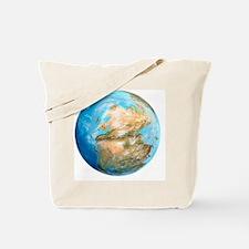 Pangea supercontinent, artwork - Tote Bag