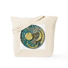 Nebra sky disk, Bronze Age - Tote Bag