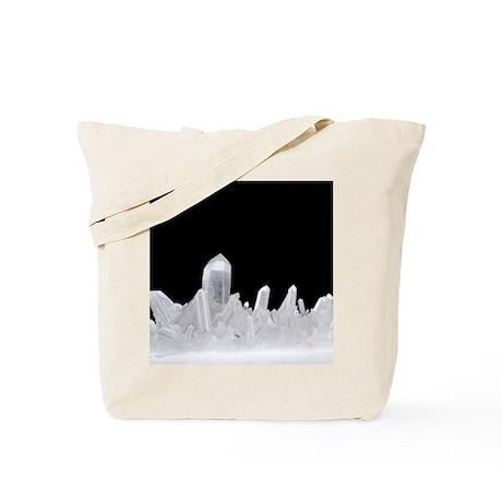 Quartz crystals - Tote Bag
