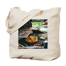 Barbeque - Tote Bag