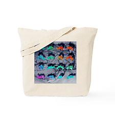Alzheimer's disease, computer artwork - Tote Bag