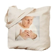 Chest pain - Tote Bag