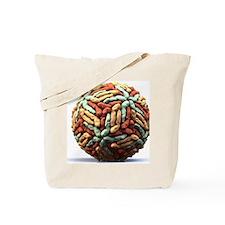 Dengue virus particle - Tote Bag