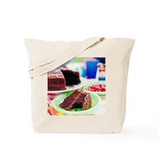 Chocolate cake - Tote Bag