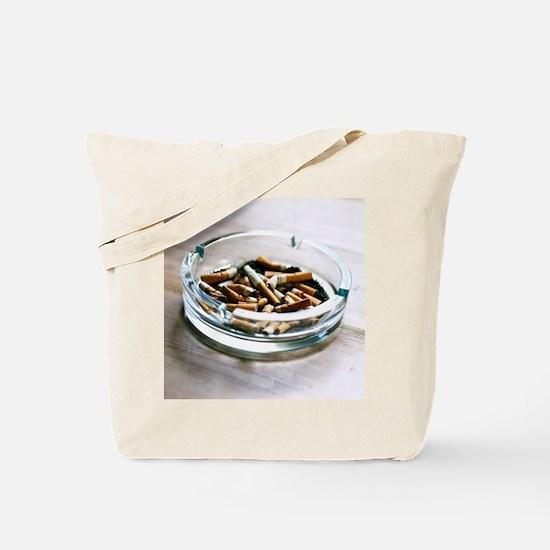 Ashtray - Tote Bag