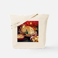 Christmas dinner - Tote Bag