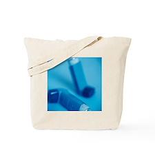 Asthma inhalers - Tote Bag