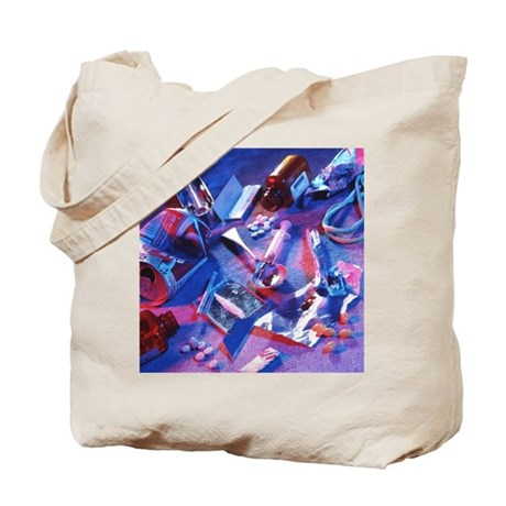 Drug abuse - Tote Bag