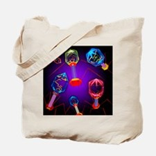 Bacteriophages - Tote Bag