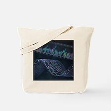 DNA analysis - Tote Bag