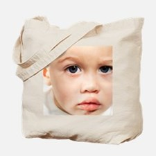 Baby's face - Tote Bag