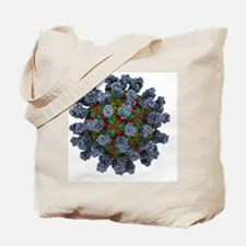 Foot-and-mouth disease virus - Tote Bag