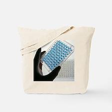 ELISA test plate - Tote Bag