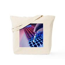 Blood sampling tubes - Tote Bag