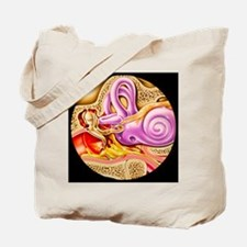 ddle ear - Tote Bag