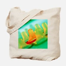Collection of male condoms - Tote Bag