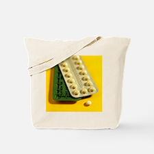 Oral contraception - Tote Bag