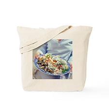 Seafood plate - Tote Bag