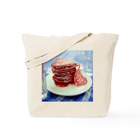 Salami - Tote Bag