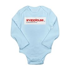 snapplause logo Body Suit