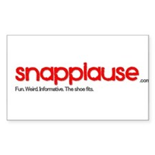 snapplause logo Decal