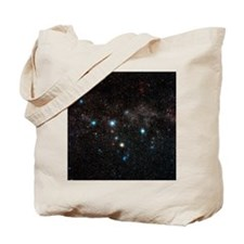 Cassiopeia constellation - Tote Bag