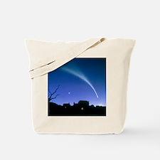 Artwork of a comet - Tote Bag