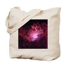 Flaming Star Nebula - Tote Bag