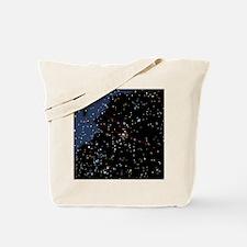 Artwork of the constellation of Taurus - Tote Bag