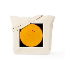 Large sunspot group - Tote Bag